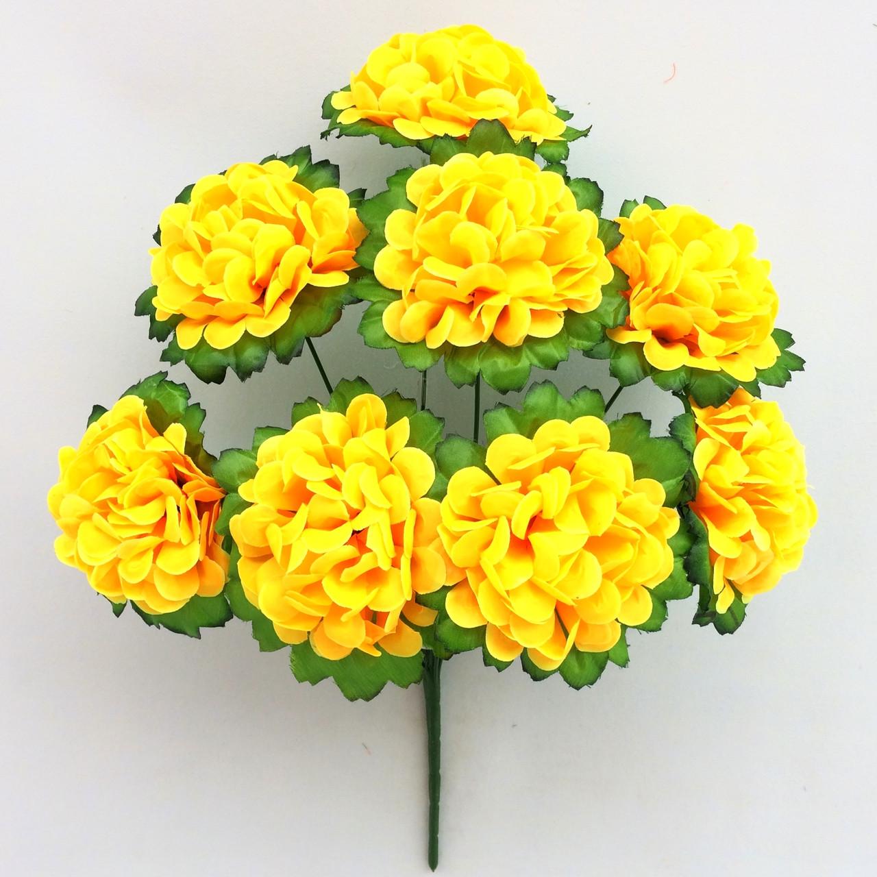 Букет хризантема  44см (20 шт. в  уп)