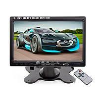 Автомобильный монитор 7 дюймов для камеры заднего вида Podofo K0106, 1024х600, AV, VGA, HDMI