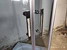 Душова кабіна 091/6 KT Gray 90х90 дрібний піддон, фото 4