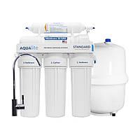 Система зворотного осмоса Aqualite Standard ST5-50