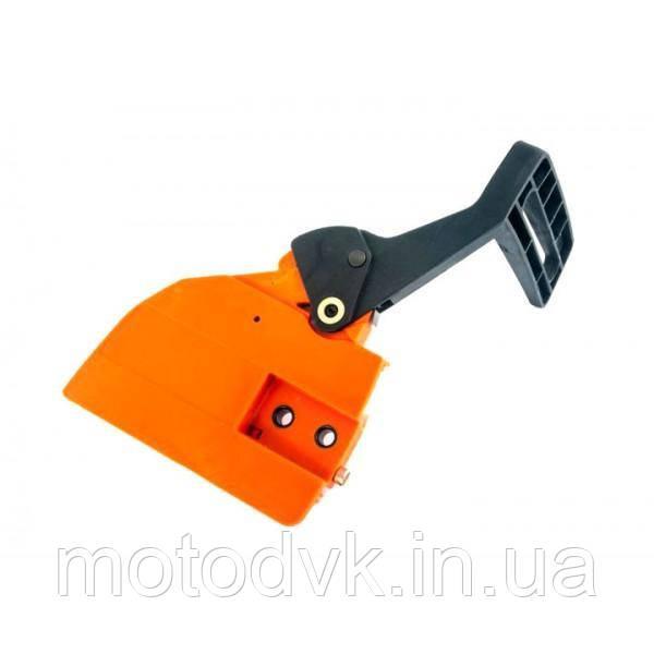 Ручной тормоз сборе бензопилы Husqvarna 137-142