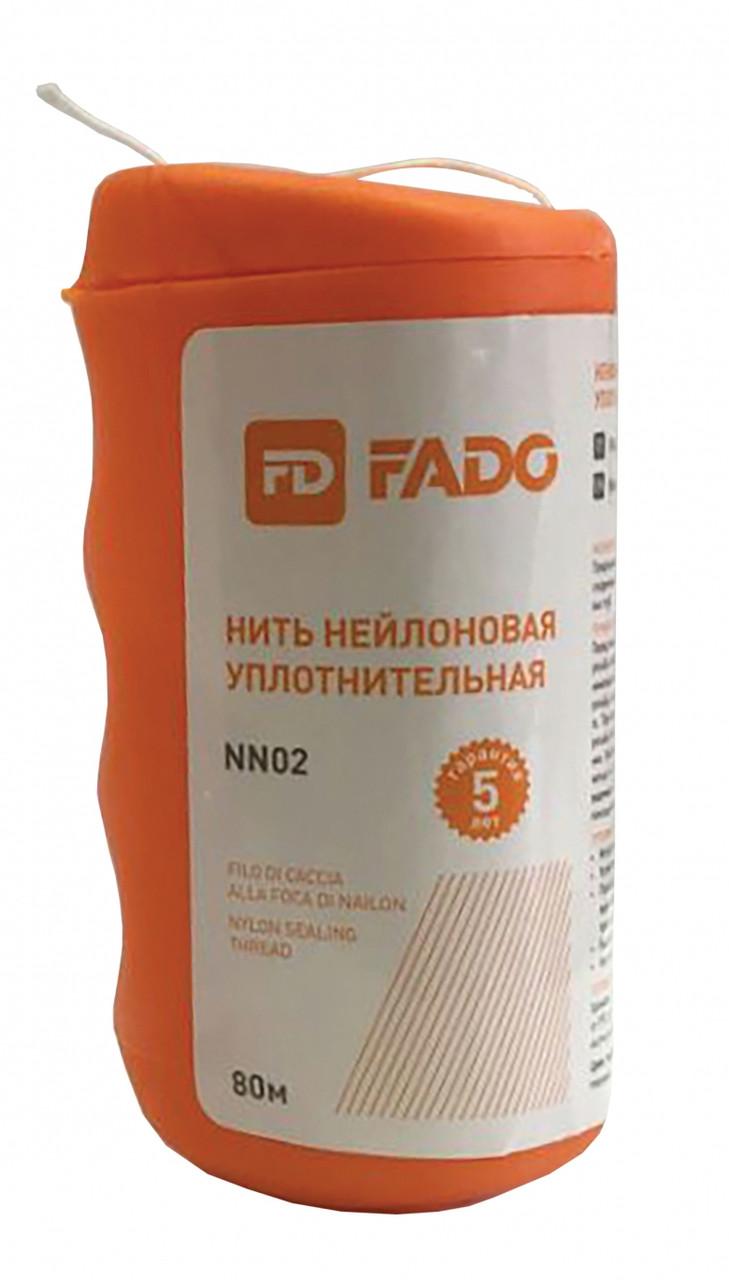 Нить нейлоновая уплотнительная Fado 80м
