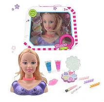 Голова для макияжа и причесок 133-5 в коробке Гарантия качества Быстрая доставка