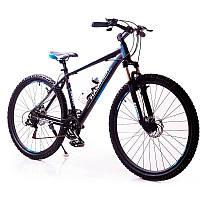 Горный велосипед S200 HAMMER черно синий 29 дюймов
