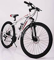 Горный велосипед S200 HAMMER бело красный 29 дюймов