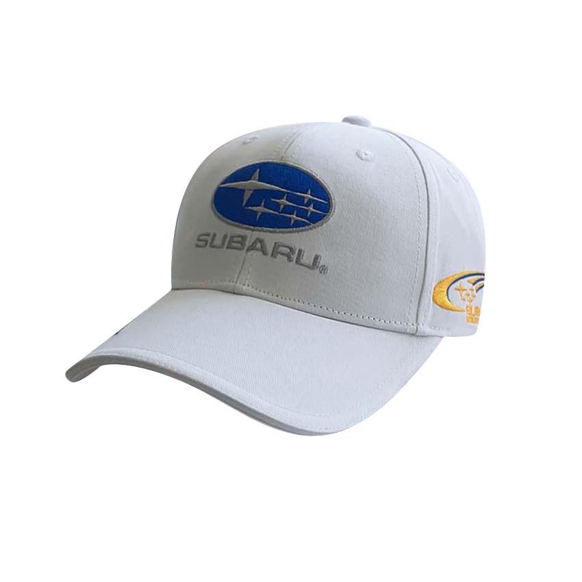 Бейсболка с логотипом авто Субару Sport Line - №5778