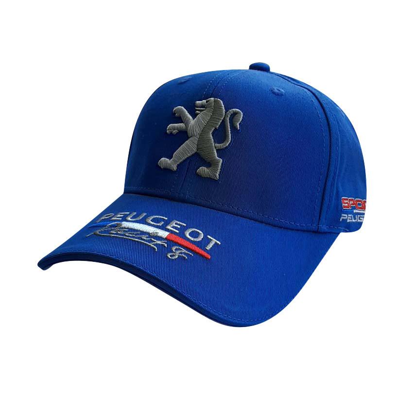 Автомобильная кепка Peugeot Sport Line - №5780