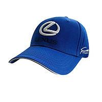 Автомобильная бейсболка Лексус Sport Line - №5801