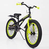Детский двухколесный велосипед  (от 8 лет) на 20 дюймов RAIDER SJ 20-19, фото 1