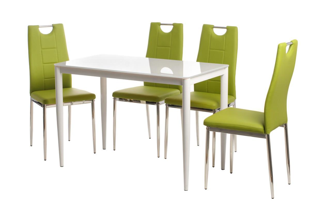 Обеденный стол Т-300-11 белый