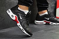 Мужские кроссовки Nike Air Max 95 TN Plus Black, черные. Код товара : KS 569