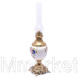 Лампа керосиновая BST 960014 15×15×58 см латунная