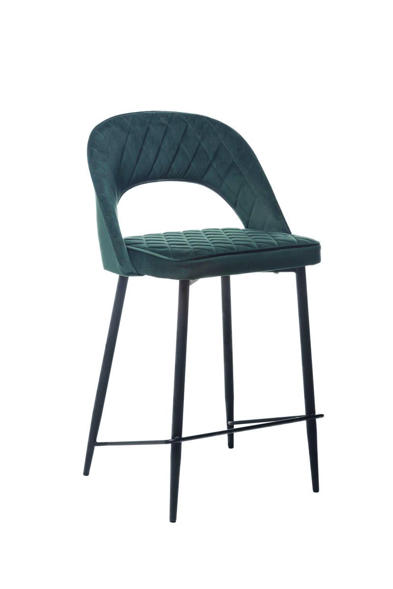 Барний стілець B-125 смарагд