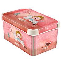 Ящик для вещей Curver Шоколад Gapchinska L