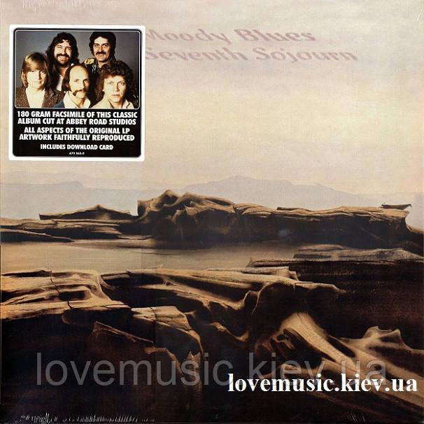 Вінілова платівка THE MOODY BLUES Seven sojourn (1972) Vinyl (LP Record)