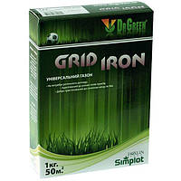 Трава газонная Dr.Green Grid Iron 1 кг