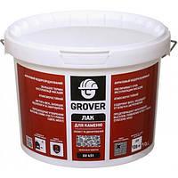 Лак Eskaro Grover GV 451 для камня мокрый эффект 0.75 л