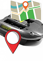 GPS-автопилот Carpboat Navigator