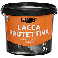 Лак Element Decor Lacca Protettiva 5 л