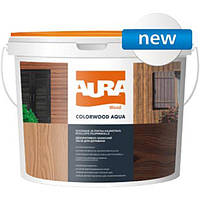 Лазурь Aura ColorWood Aqua тик 0.75 л