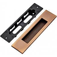 Ручка для раздвижной двери MVM SDH-2 матовая бронза