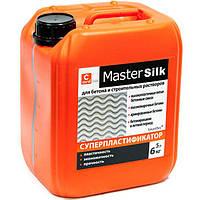Пластификатор для бетона Coral MasterSilk 5 л