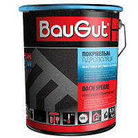 Мастика битумно-каучуковая кровельная BauGut 10 кг