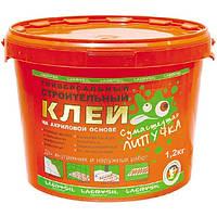 Клей универсальный монтажный Lacrysil Сумасшедшая липучка 1.2 кг