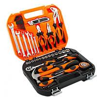 Набор ручного инструмента Montero 90552 82 предмета