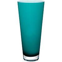 Ваза Wrzesniak Glassworks Maestro зеленая