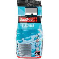 Фуга BauGut Flexfuge 112 серая 2 кг