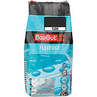 Фуга BauGut Flexfuge 120 черная 2 кг