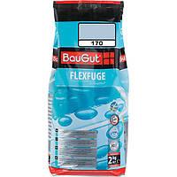 Фуга BauGut Flexfuge 170 крокус голубой 2 кг