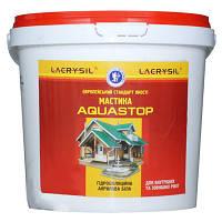 Мастика гидроизоляционная Lacrysil Aquastop 4.5 кг