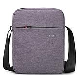 Чоловіча сумка-месенджер Високоякісна водонепроникна сумка на плече для жінок і чоловіків, фото 5