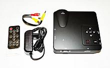 Проектор портативный мультимедийный RIAS W662 H80 Black