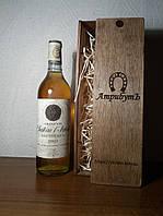 Винтажное вино 1969 года Chateau Larieste Sauternes Франция
