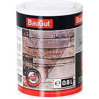 Лак BauGut универсальный с эффектом мокрого камня 0.8 л