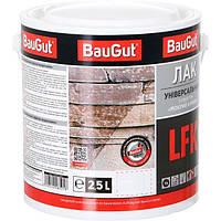 Лак BauGut универсальный с эффектом мокрого камня 2.5 л