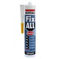 Клей-герметик Soudal Fix All черный 290 мл