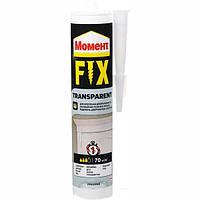 Клей монтажный Момент Transparent Fix 280 г