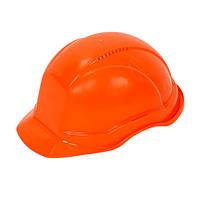 Каска защитная строительно-монтажная Универсал тип Б оранжевая