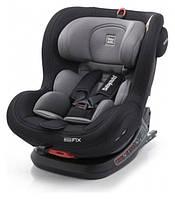 Автокресло BabyAuto Biro Fix 0+/1/2, чёрное