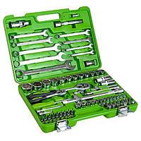 Набор ручного инструмента Alloid НГ-4108П-6 82 предмета