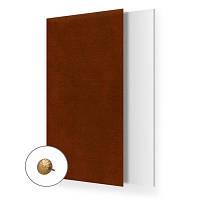 Комплект для обивки дверей 2.07x1 м светло-рыжий