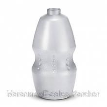 Бутылка Karcher для чистящего средства (1л), к пенной насадке серая