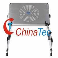 Столик для ноутбука с USB-вентилятором, фото 1