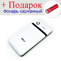 Power bank AILI кейс для ноутбуков и телефонов 6х18650 MICRO USB выход