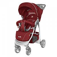 Детская прогулочная коляска BABYCARE Swift BC-11201/1 Red +дождевик
