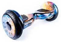 "Гироскутер / Гироборд Smart Balance Elite Lux 10,5"" Космос +Cумка +Баланс +Апп (Гарантия 24 Месяца)"